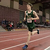 The Midland Wachusett Division B League Meet was held at Fitchburg High School Saturday, Feb. 1, 2020 NAshoba Regional High School's #419 Alexander Allison competes in the 4x800 to start the meet off. SENTINEL & ENTERPRISE/JOHN LOVE