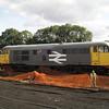31108 sits on depot at Wansford
