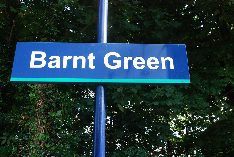 Barnt Green Platform 1 & 2 <br /> <br /> are the platforms that get a very Limited service <br /> <br /> Ghost Station Man station # 23<br /> <br /> Address:<br /> <br /> Fiery Hill Road<br /> <br /> Barnt Green<br /> <br /> Birmingham<br /> <br /> B45 8PA <br /> <br /> Location: Between <br /> <br /> Bromsgrove & Longbridge<br /> <br /> London Midland Timetable: <br /> <br /> Hereford - Birmingham Table