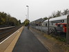 pic by Liz <br /> <br /> bottom end of plat 1 looking towards Worcester