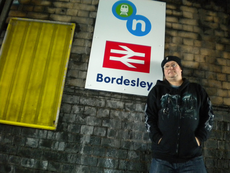 26th Oct 2013 last time i did Bordesley by train