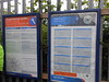 Pic by Liz <br /> <br /> Usual engineering posters and pathetic timetable as you have seen <br /> <br /> New to Smugmug?? <br /> <br /> To read the print clearly / make picture bigger : <br /> <br /> Best way to read it if you new to Smugmug<br /> <br /> Put your mouse pointer over centre of pic and <br /> <br /> double click which blows it up. <br /> <br /> Then in the Bottom RIGHT hand corner <br /> <br /> there is a RESIZE BUTTON so select size you want. <br /> <br /> To cancel and come back just click the big X in top right hand