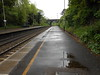 Pic by Liz <br /> <br /> Looking back from previous shot towards Crewe and exit