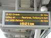 16.42 to Crewe the train we did to Peartree