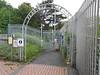 Pic by Liz <br /> <br /> The Derby Bound Platform entrance