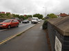Pic by Liz <br /> <br /> This is the main road and looking towards the derby bound side of <br /> <br /> the Bridge on Osmaston Park Road