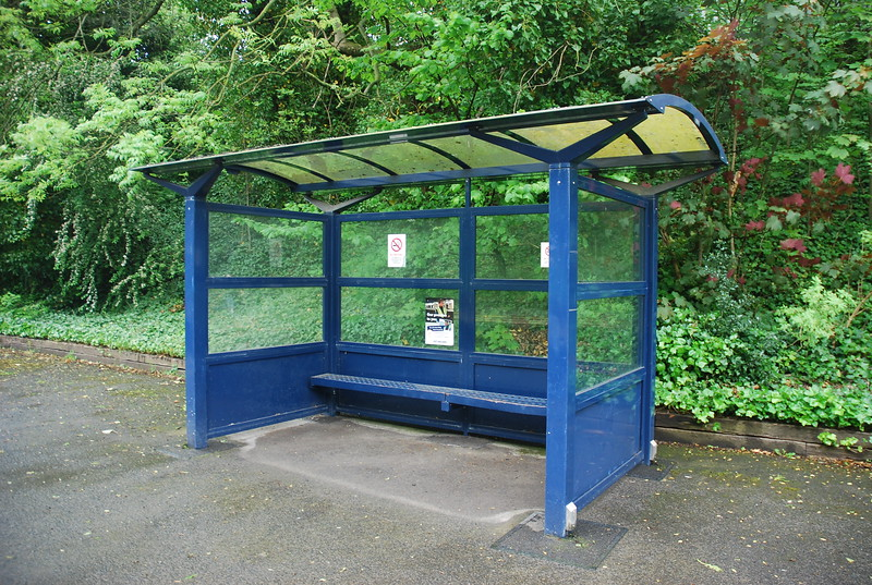 The shelter is new since my first visit 10 yrs ago