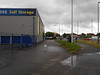 Pic by Liz <br /> <br /> Just to left of previous pic there is this building the station entrance <br /> <br /> is just to left of where Liz standing taking this pic