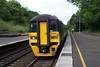 158785<br /> <br />  on the return working sits in the Crewe bound platform working the <br /> <br /> 16.28 Derby - Crewe