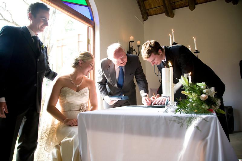 Natal Midlands wedding