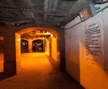 Zone 1: 34th Street Pedestrian Underpass