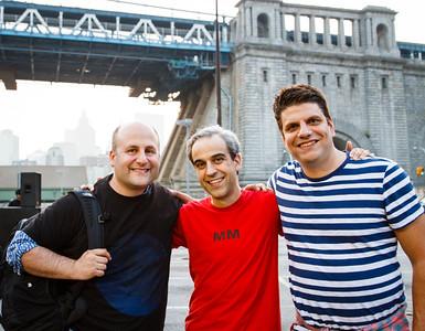 Matthew Goldin, Brett Zbar, and David Gittleman