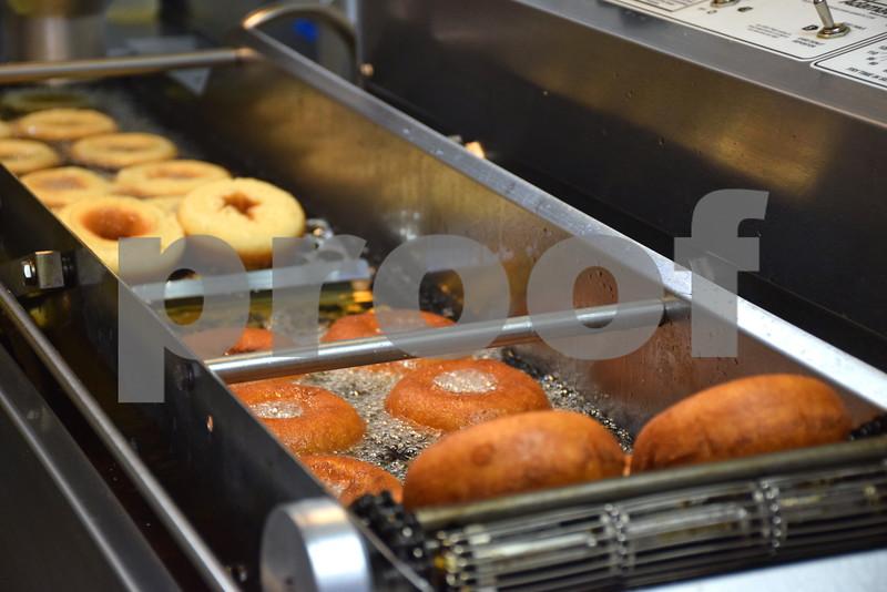 Katrina J.E. Milton - kmilton@shawmedia.com<br /> Honey Hill Orchard, 11783 Waterman Road in Waterman, sells more than 800 dozen apple cider doughnuts on a busy day. The doughnuts are the orchard's most popular baked good.