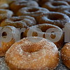 Katrina J.E. Milton - kmilton@shawmedia.com<br /> More than 35 dozen apple cider doughnuts were made on Aug. 31, the first day Honey Hill Orchard, 11783 Waterman Road in Waterman, opened for the season. Kathy Bock, the orchard's owner, said doughnuts are their most popular bakery item and that they sell more than 800 dozen on a busy day.