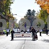 The 56th annual Sycamore Pumpkin Festival Parade on Sunday featured about 122 entries, including floats created by local businesses, banks, sports teams, church groups, dance troupes and nonprofit organizations and 16 marching bands. An estimated 40,000 to 50,000 people watched the parade.