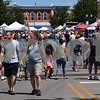 Katrina J.E. Milton - kmilton@shawmedia.com<br /> About 15,000 people attended the 18th annual Fizz Ehrler Memorial Turning Back Time Car Show in downtown Sycamore on Sunday.