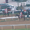 They're off and running at Churchill Downs