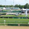 Churchill Downs finish line
