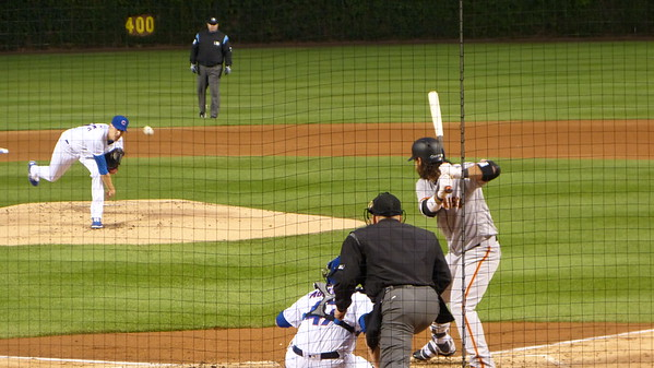 Brandon Crawford ready to pull the trigger