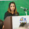 Karina Moreno, Cristo Rey and Marquette University Graduate