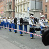 The marching band from Notre Dame High School in California led the Global Ireland Football Tournament parade through the streets of Dublin. For photos of the parade, close out of the video and scroll through the thumbnails at left.