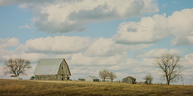 Classic Kansas Farm