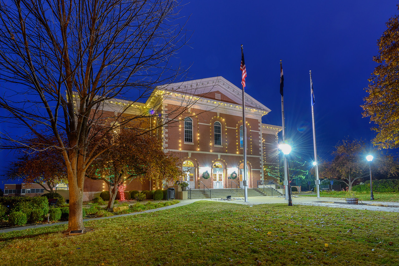 Platte County Courthouse