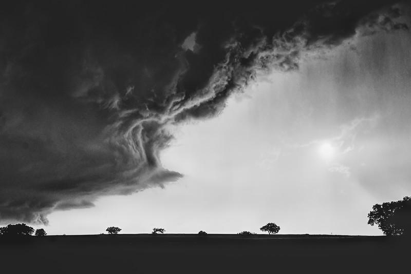 Angry Kansas Sky