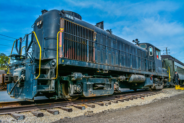 Midwest Railway Preservation Society