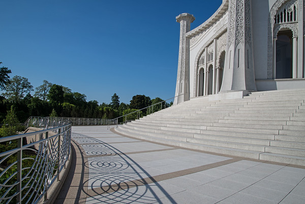 The Baha'i Temple (II)