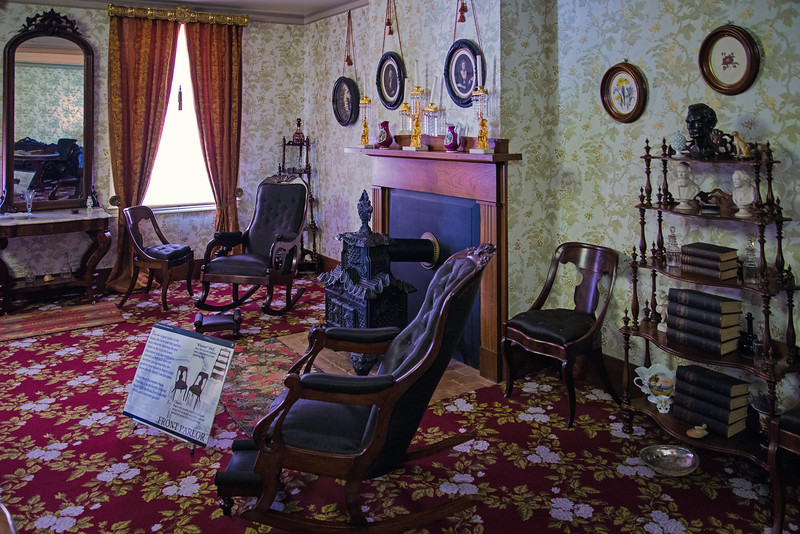 Abraham Lincoln's Home (II)