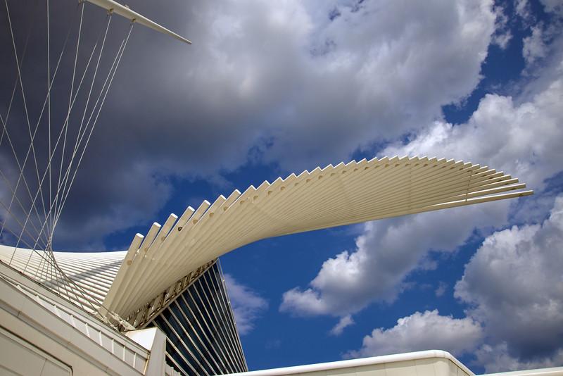The Milwaukee Art Museum (II)