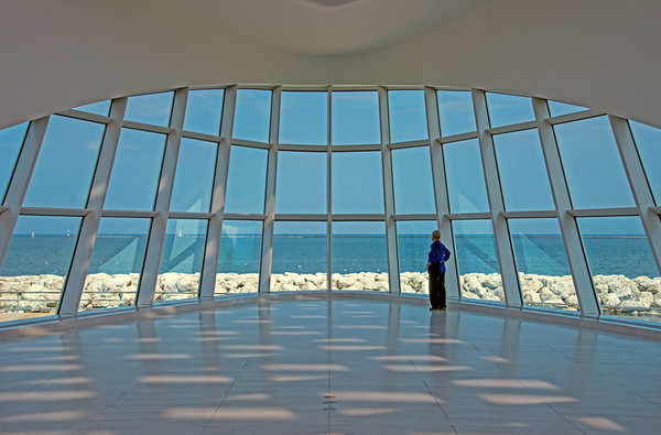 The Milwaukee Art Museum (X)