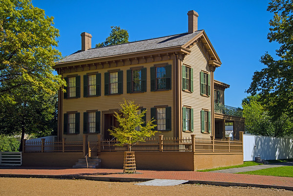 Abraham Lincoln's Home (I)