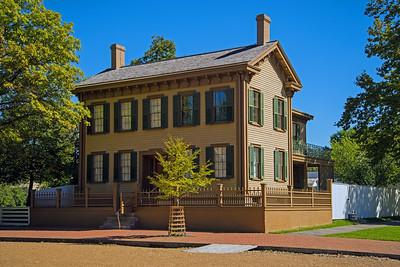 Abraham Lincoln's Home (I)