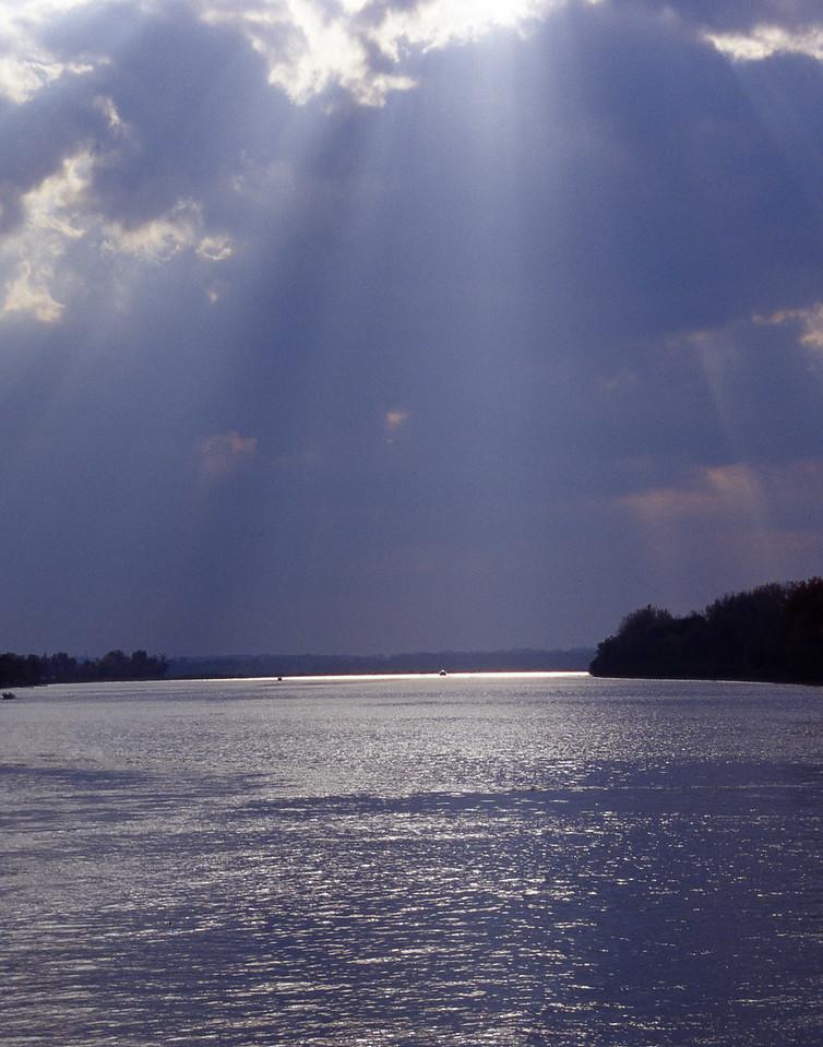 Mississippi River Rays - 1999