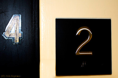 42nd Floor ??? - Or is it the 4th Floor or maybe the 2nd Floor?