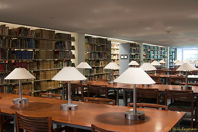Lamps and Books