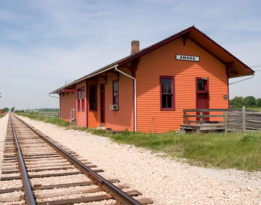 Old Depot, Amana