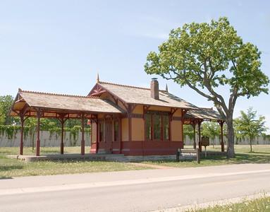Minnehaha Depot
