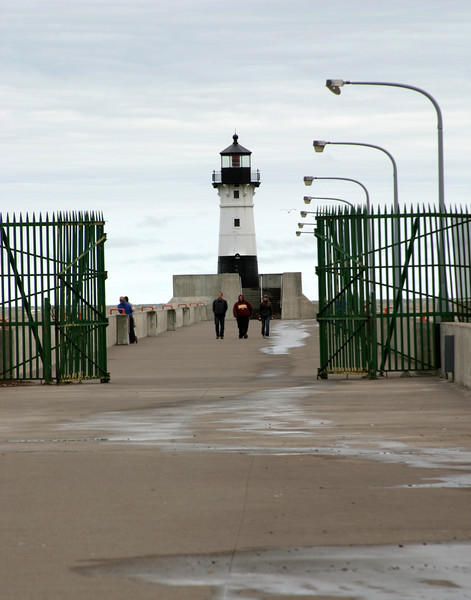 Duluth Ship Canal, North Pier Light