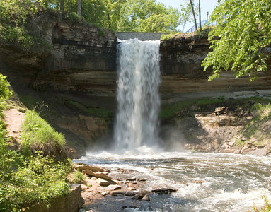 Minnehaha Falls II