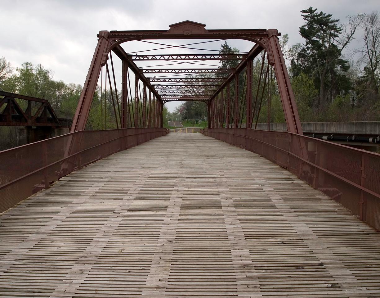 Kimmswick - Old Highway Bridge