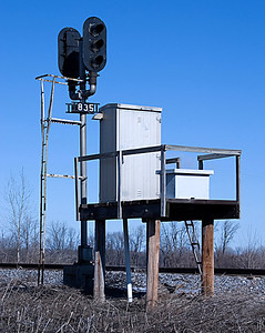 Floodplain Signals near Clarksville