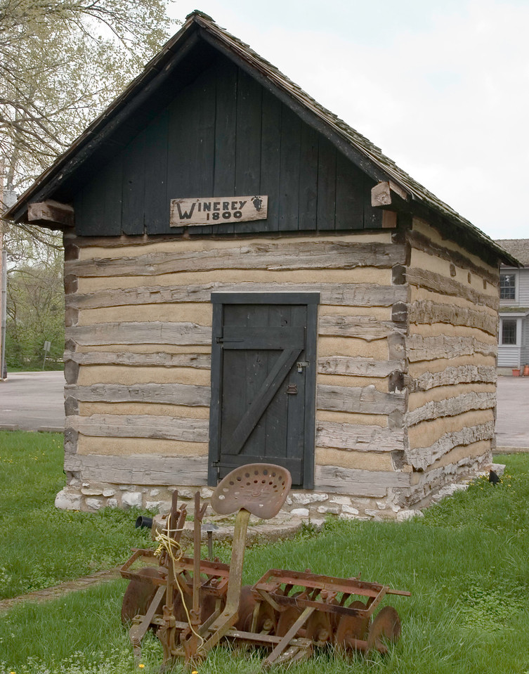 Kimmswick - Log Buildings III