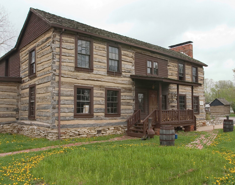 Kimmswick - Log Building I