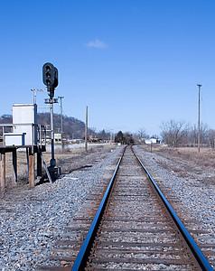 Town Ahead (near Clarksville)