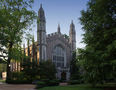 Graham Chapel, Washington University in St. Louis
