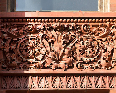 Wainwright Building details - VII