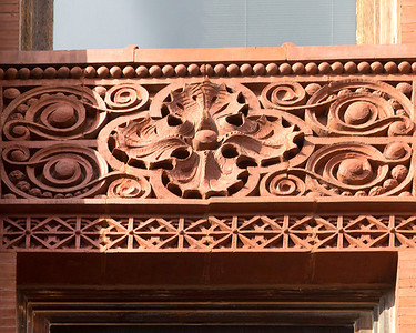 Wainwright Building details - VI